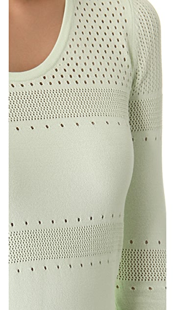 M.PATMOS 3/4 Sleeve Sweater