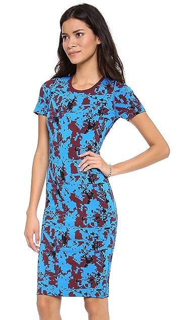 M.PATMOS Reversible Camo Dress