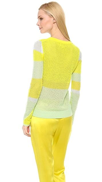 M.PATMOS Cashmere Colorblock Sweater
