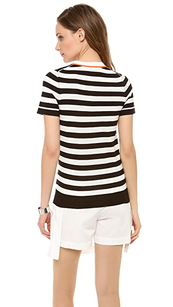 M.PATMOS Striped Tee