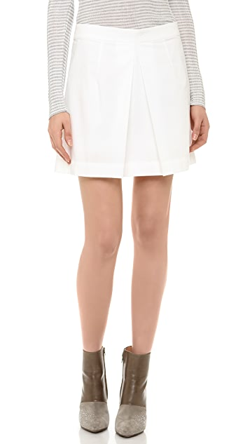 M.PATMOS Convertible Mini Skort