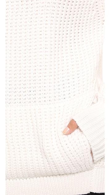 M.PATMOS Cashmere Fisherman Sweater