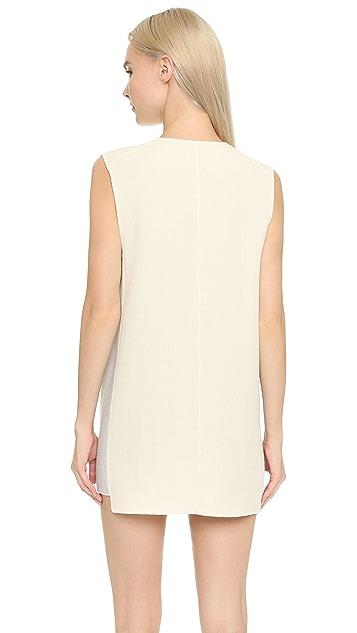 M.PATMOS V Neck Tunic Dress