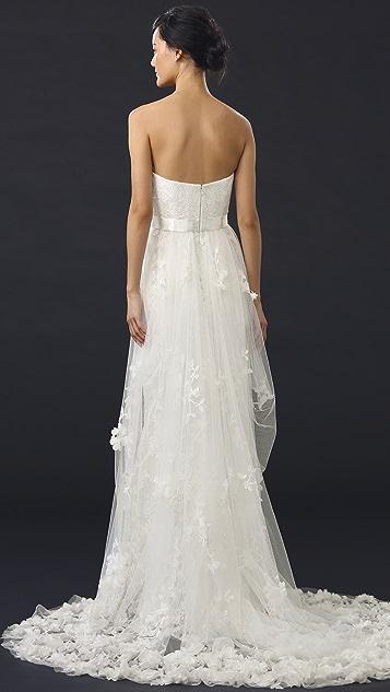 Marchesa Azalea Gown