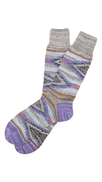 Mr. Gray X-Machine Socks
