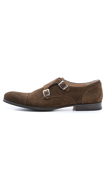 Mr. Hare Monk Strap Oxfords