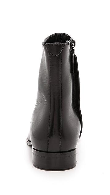Mr. Hare Trane Zipped Chelsea Boots