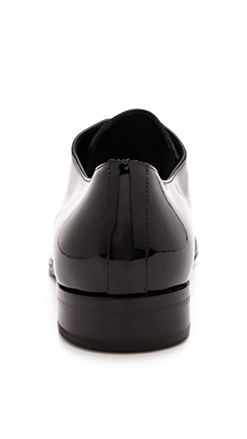 Mr. Hare Poitier Patent Leather Oxfords