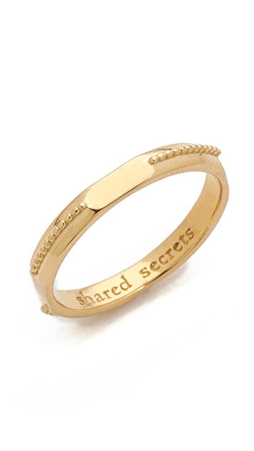 Monica Rich Kosann Shared Secrets Ring Charm