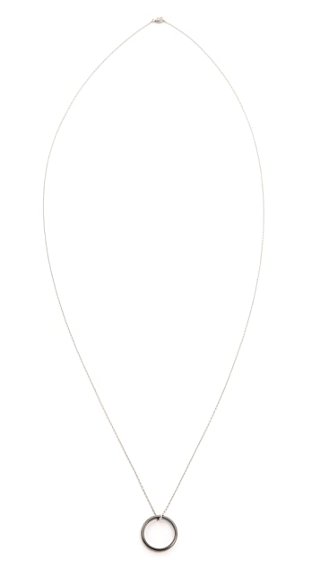 Monica Rich Kosann Dream Ring Necklace