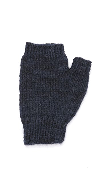 Mr. Kim Joe Fingerless Gloves
