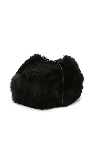 Mr. Kim Owen Fur Hat