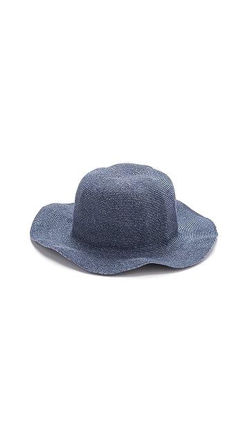 Mr. Kim Steve Straw Hat