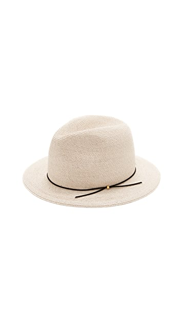 Mr. Kim Theo Packable Straw Hat