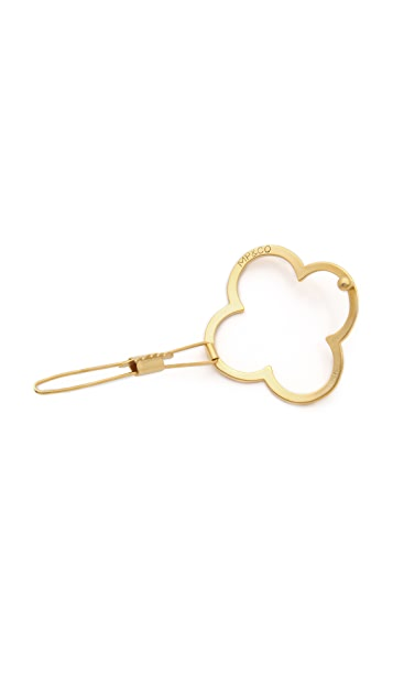 Mrs. President & Co. The Lucky Charmed Barrette