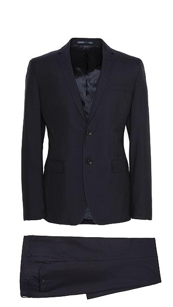 Mr. Start Rivington Soft 2 Button Suit