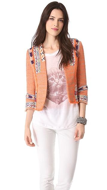 MSGM Boucle Jacket