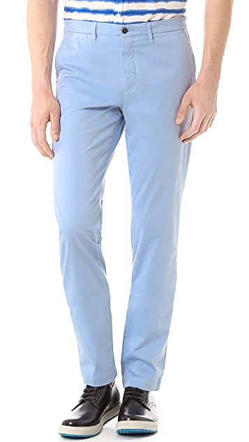 MSGM Slim-Fit Pants