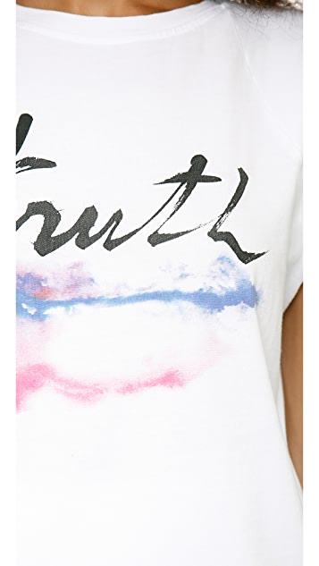 MSGM Truth Sleeveless Tee