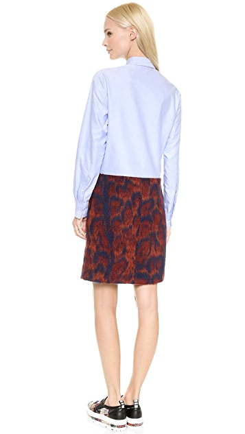 MSGM Shirtdress