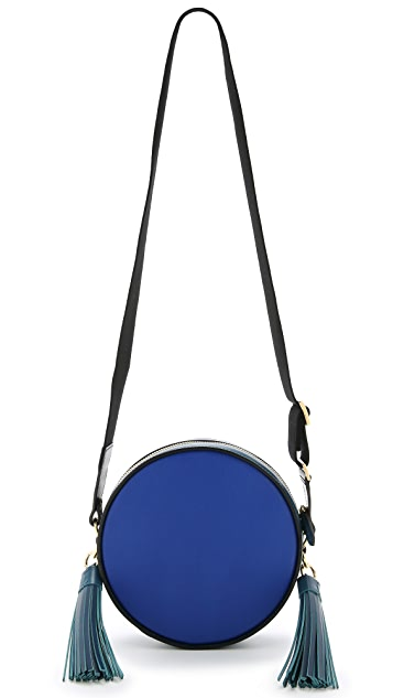 MSGM Canteen Bag with Tassels