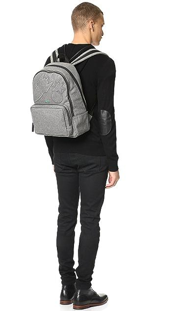 MSGM Felt Backpack