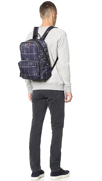 MSGM Stars Backpack