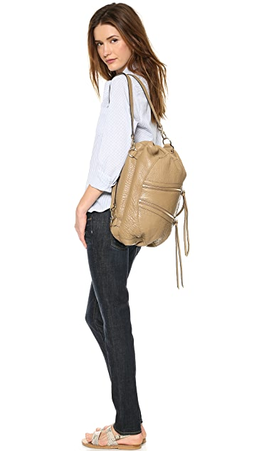 MS by Martine Sitbon Lambskin Convertible Backpack