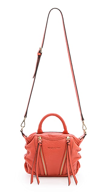 MS by Martine Sitbon Lambskin Cross Body Bag