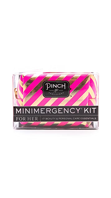 Pinch Provisions Candy Striper Minimergency Kit