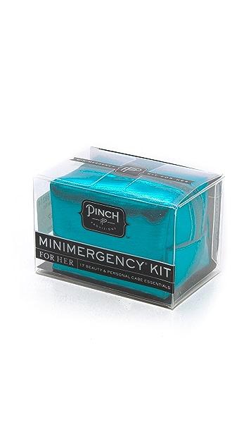 Pinch Provisions Metallic Minimergency Kit