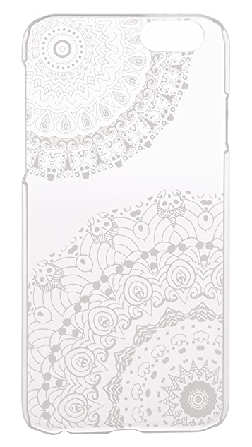 Monika Strigel Transparent Neptune Lace iPhone 6 / 6s Case