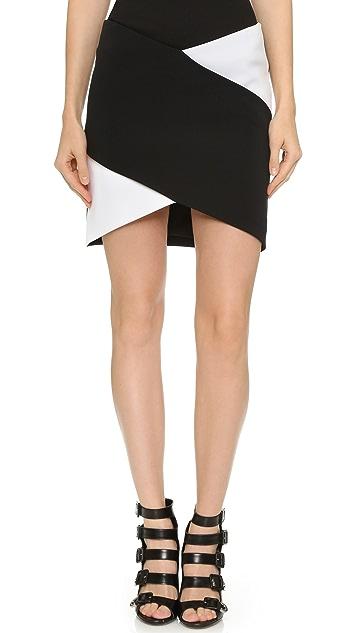 Mugler Crossover Skirt