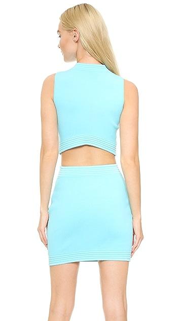 Mugler Sleeveless Dress