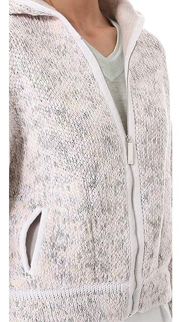 MAISON ULLENS Fancy Knit Jacket