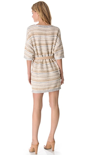 MAISON ULLENS Summer Stripe Dress