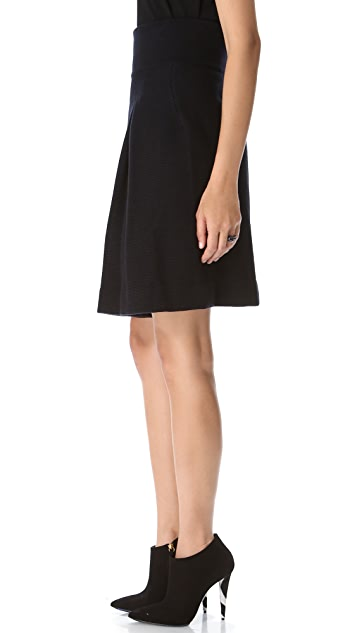 MAISON ULLENS Black Skirt