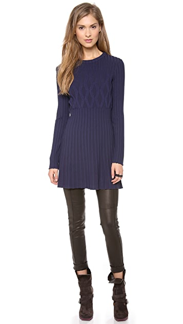 MAISON ULLENS Long Sleeve Tunic