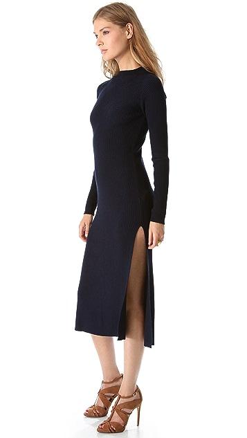 MAISON ULLENS Long Sleeve Dress