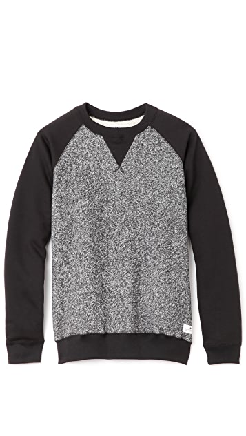Muttonhead Two Tone Pullover
