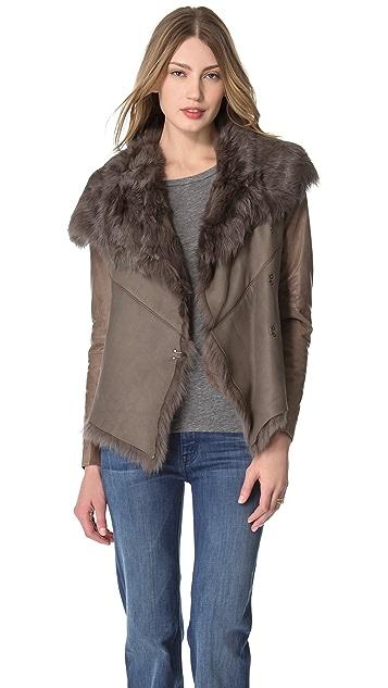 Muubaa Henely Leather Jacket
