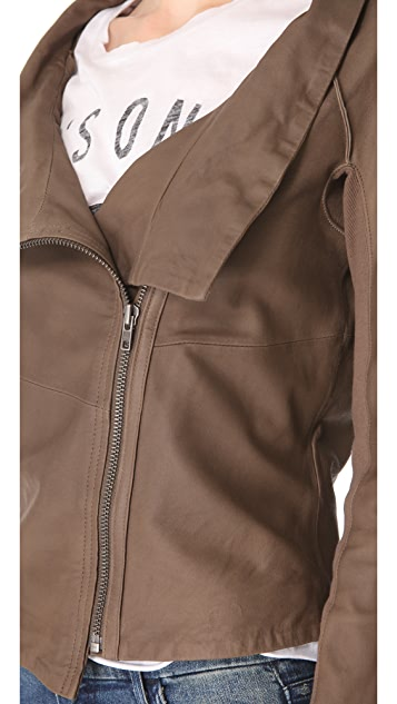 Muubaa Castor Unlined Jacket