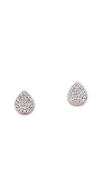 Monica Vinader Alma Earrings