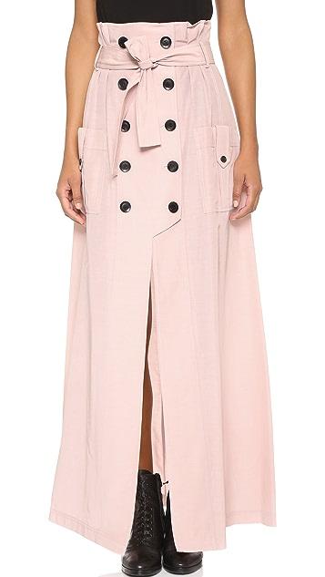 Marissa Webb Adria Maxi Skirt