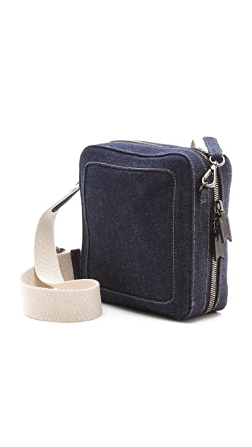 Meredith Wendell Square Bag