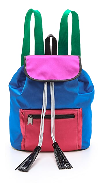 Meredith Wendell Backstroke Backpack