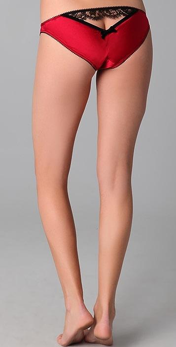 Myla London Marlene Open Back Bikini Briefs