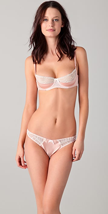 Myla London Antoinette Half Padded Demi Bra
