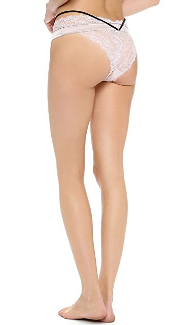 Myla London Arella Open Knickers