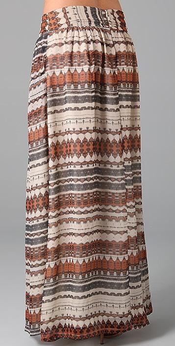 Myne Jazz Long Skirt